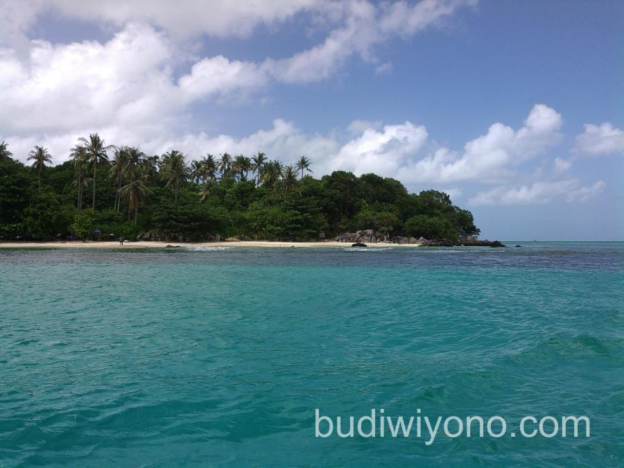 Pulau Karimunjawa yang Berbukit